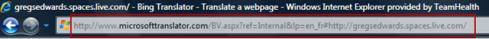 Copy the URL