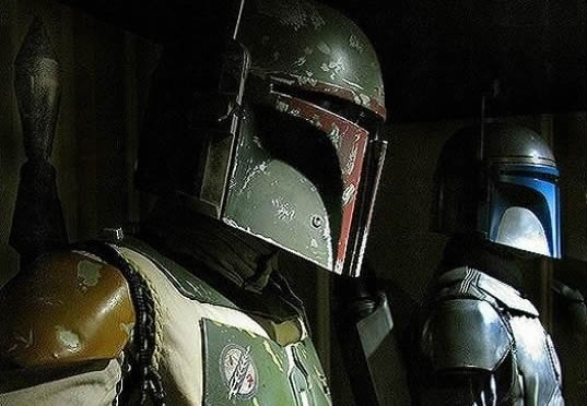 Boba Fett and Jango Fett